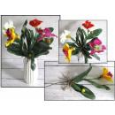 Storzczyk fiore della gomma piuma lascia dalla rad