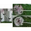 Mesterséges pitypang virág, mint egy természetes 9