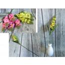 Tige de pomme de pin fleur 47 cm - 1 pièce