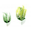 Großhandel Pflanzen & Töpfe: Heather Blumentopf von 19 cm