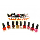 wholesale Nail Varnish: Nail polish mini cantare- 1 piece