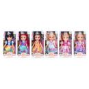 wholesale Dolls &Plush: Princess doll 25 cm, mix of colors of dresses - 1