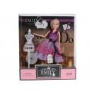 Emily bambola in un abito da ballo in un'elega