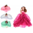 wholesale Dresses: A doll in a ball gown based on 40 cm - 1 piece