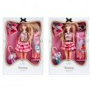 groothandel Speelgoed: Pop in een doos met schoonheidstoebehore ...