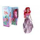 mayorista Juguetes: Una muñeca en un vestido de fiesta (funciona con p