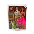 wholesale Dresses: Dolls + beauty dresses 33x23x5 cm