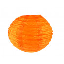 wholesale Wind Lights & Lanterns: Lantern, lampshade 19 cm - orange