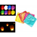 Lanterns of happiness 55x30 cm mix color - 1 item