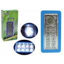 grossiste Lampes de poche: Lampe, lampe de poche 8 + 4 led (vous-7269) 14x3x6