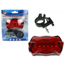 wholesale Sports & Leisure: Rear bicycle lamp (hy-198) 11x10.5 cm 1 piece