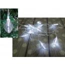 LED dekorációs fények 10 felsők - rugók a ba