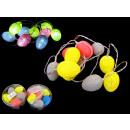 Großhandel Lampen: Lampen Eier Farbe 10 Stück 6cm 1.8m