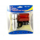 wholesale Bicycles & Accessories: Bicycle lights front + rear wj-101