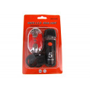 wholesale Bicycles & Accessories: Bicycle lights set (front and rear)