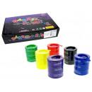 nagyker Tréfás termékek: Magic gél GLUT viccek 3,5x4,5 cm 35g vödör