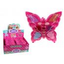Murales per bambole farfalla 12 cm - 1 pezzo