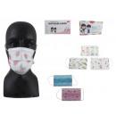 Maschera a 3 strati con filo per bambini - 1 artic