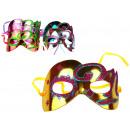 mayorista Juguetes: Carnival máscara 18x10 pintado cm - 1 pieza