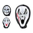 Scary mask scream 30x21 cm