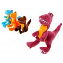 Mascotte dinosauro 26x5 cm
