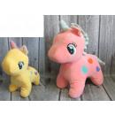 Mascot grande unicorno 55x45x25 cm