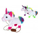 Mascotte unicorno a batteria 26x28 c