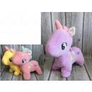 Mascot unicorno medio 50x40x15 cm