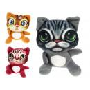 Großhandel Spielwaren: Maskottchen Kitty 18x13 cm