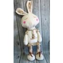 Mascotte di coniglio, lepre 115 cm