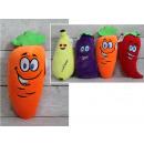 Mascot gyümölcs, zöldség fűzőlyukak keveréke 20x10
