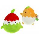 Mascotte di frutta con occhi 26x20 cm