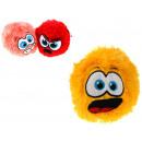 mayorista Accesorios para animales de compañía: Smiley mascota bola de pelo color de la mezcla de
