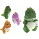 Mascotte, dinosauro giocattolo 21 cm (mix di color