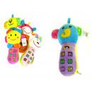 grossiste Informatique et Telecommunications: téléphone avec  mascotte oreilles 24 cm avec son