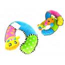 wholesale Mind Games: Mascot color hose 20x5 cm squeak