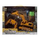 groothandel Speelgoed: Rupsgraafmachine voor bouwmachines