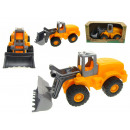 wholesale Models & Vehicles: Construction  machine bulldozer in eco carton 32x14