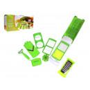Großhandel Elektrogeräte Küche:,Gemüsehackmaschine multifunktionale Frucht