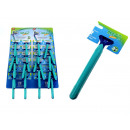 wholesale Shaving & Hair Removal: Two blue razors - 1 piece