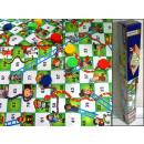 wholesale Experimentation & Research: Educational mat  for playing 70x80 cm playing snake