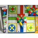 Großhandel Teppiche & Bodenbeläge: Educational Matte  Ludo Spiel 80x70 spielen