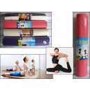Mat, yoga mat for yoga exercises 170x60 cm