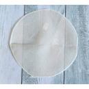 Tovaglietta intrecciata, rotonda di iuta 30 cm