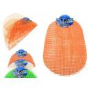 Schiuma tappeti antiscivolo ovale posate set di 3