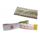 wholesale Haberdashery & Sewing: Measuring tape, sewing tape 1.5m - 1 piece