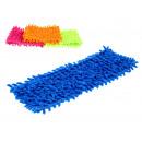 Großhandel Reinigung: Wischbezug aus flachem Mikrofaser Chenillefransen