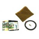 groothandel Huishoudwaren: Muskietennetten,  gaasdeur insecten (210x10