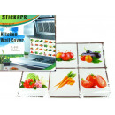 Kitchen stickers 90x60 cm mix designs