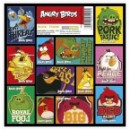 Stickers 16x16 Angry Birds **